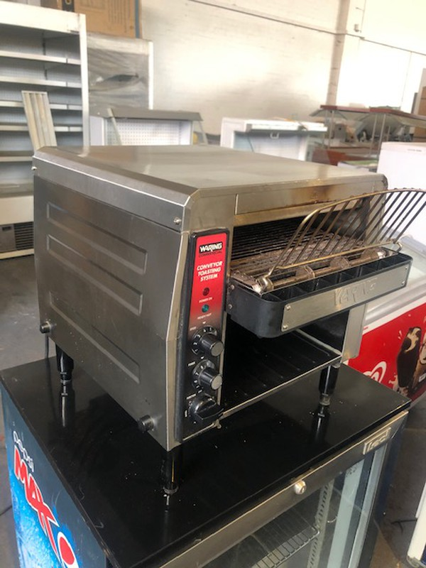 Used Waring CTS1000K Conveyor Toaster