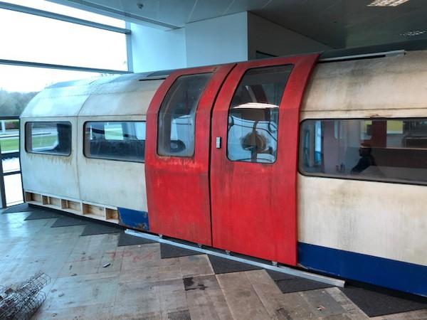 Buy Replica London Underground Train Carriage