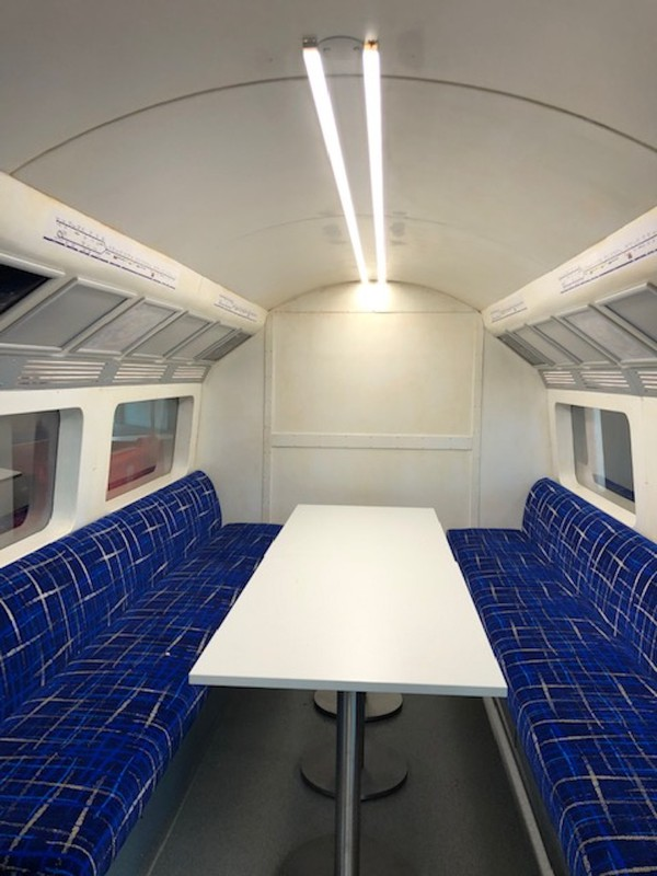 Replica London Underground Train Carriage worldwide shipping