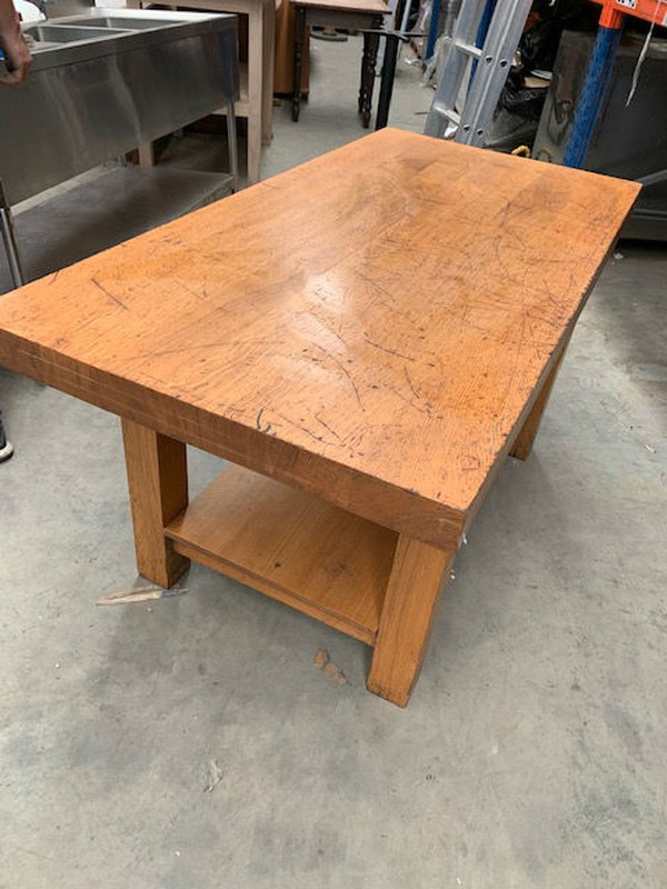 Rustic dining table for sale