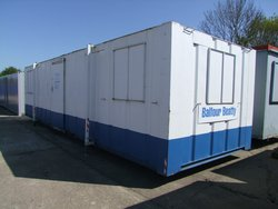 Used 32ft x 10ft Ultra Cabin