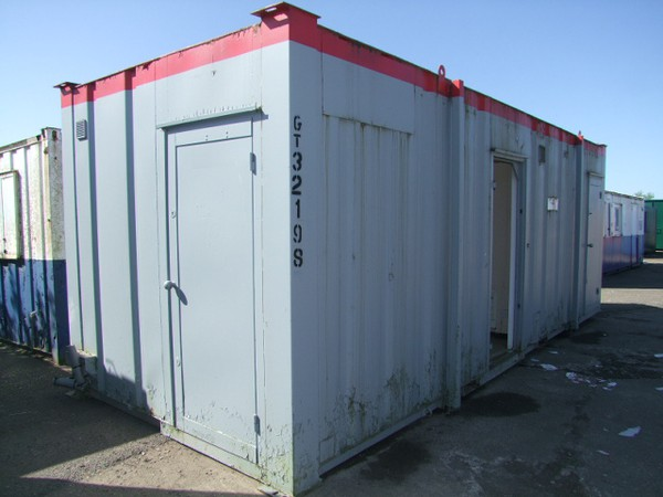 24ft x 10ft Anti Vandal Cabin Unit