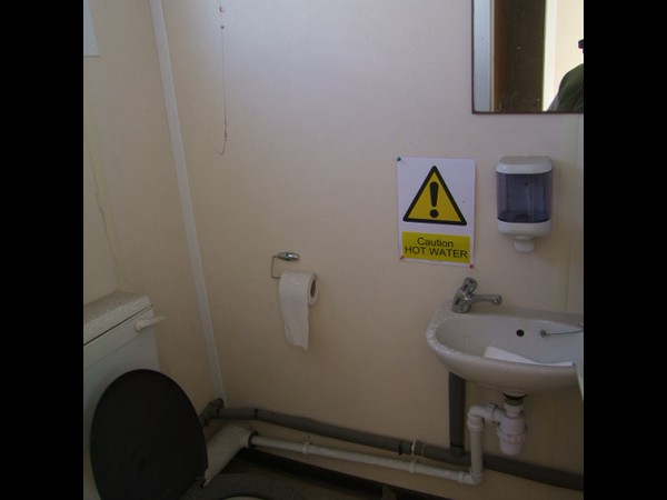 Buy Used Toilet / Shower Cabin