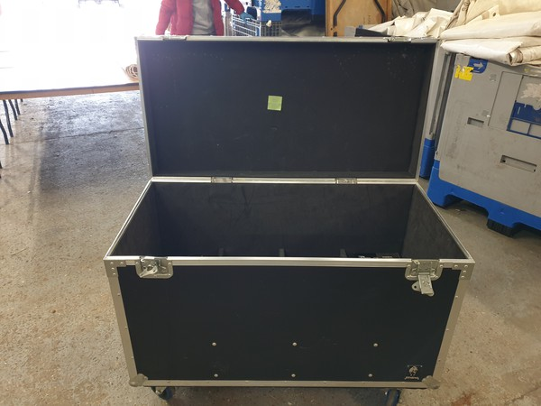 Secondhand flight case London  for sale