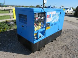Stephill 12kva Diesel Generator SSDX12 Isuzu Engine 12000hrs