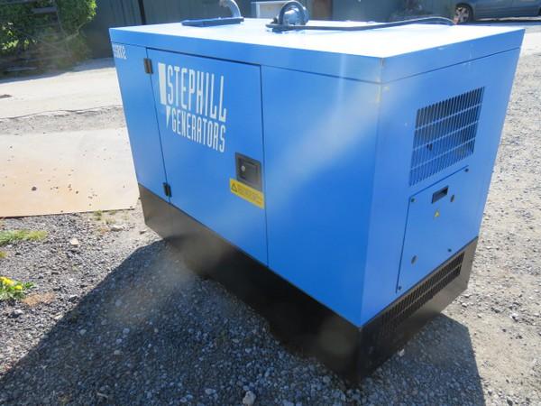 Stephill 12kva Diesel Generator SSDX12
