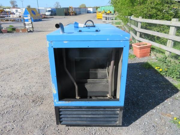 Used Stephill 12kva Diesel Generator SSDX12