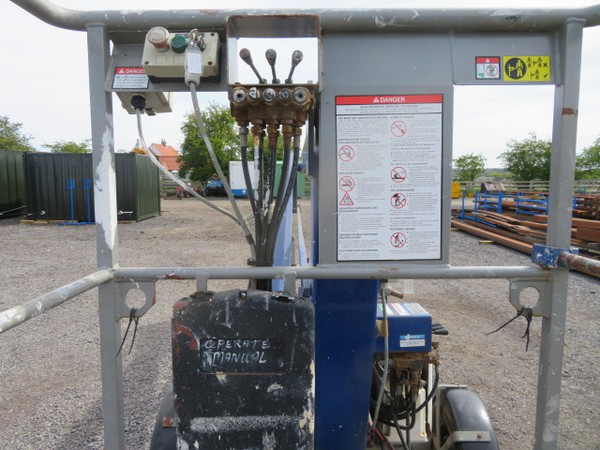 Selling Nifty Lift 120T Trailer Mounted Access Platform