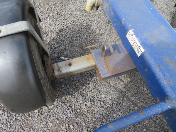 Used Nifty Lift 120T Trailer Mounted Access Platform for sale