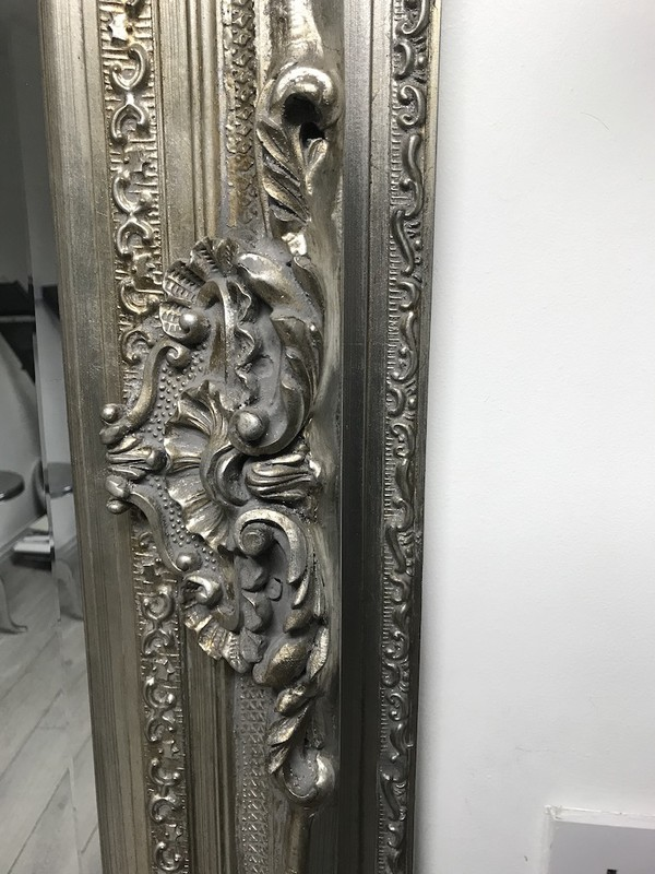 Decorative Silver Mirrors