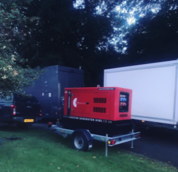Generator Hire Business For Sale Cheshire