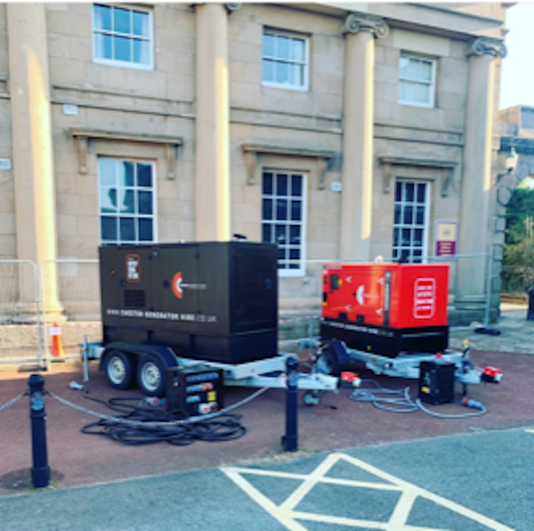 Generator Hire Business Opportunity
