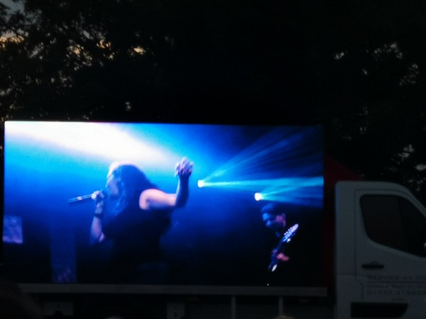 Promotional LED Digital Screen event / Advertising Van