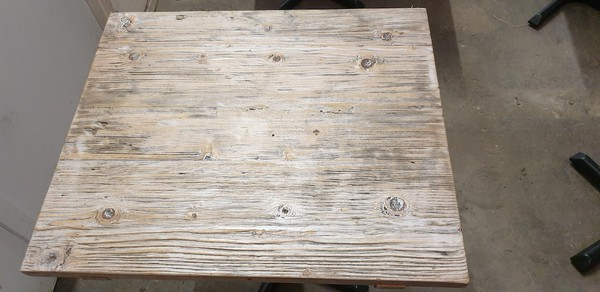 square Shabby Chic Tables