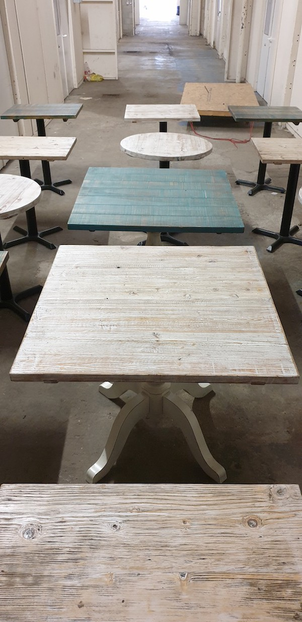 Various Shabby Chic Tables