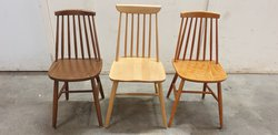 Ercol Style Stickback Chairs