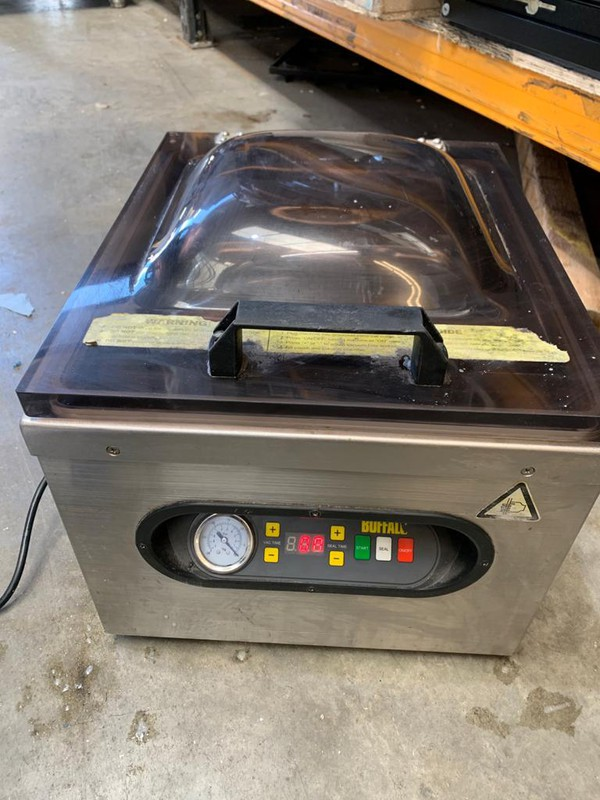 Buffalo Chamber Vacuum Packing Machine
