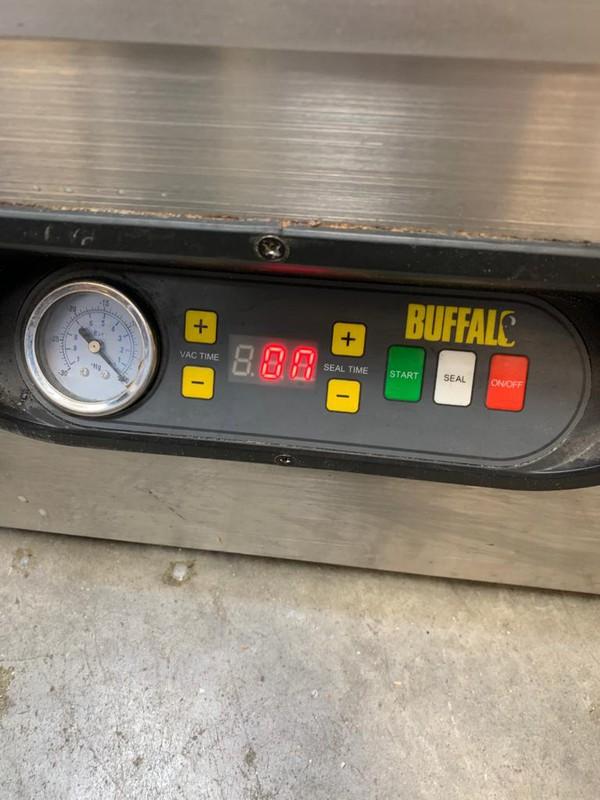 Second Hand Buffalo Chamber Vacuum Packing Machine