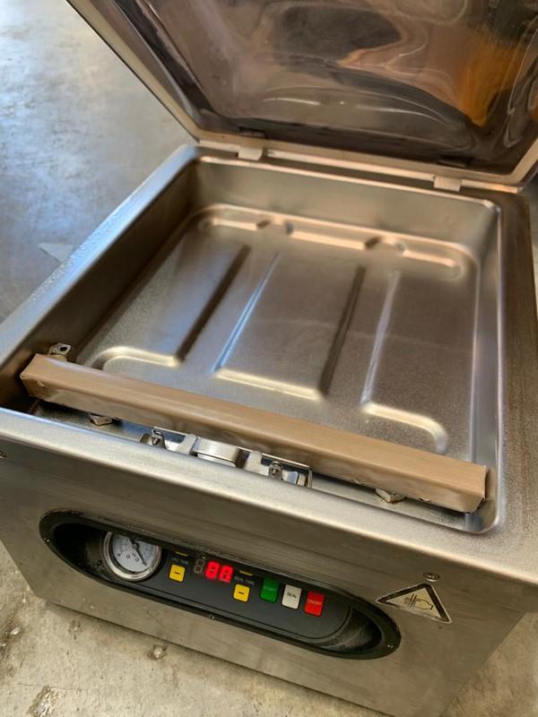 Used Buffalo Chamber Vacuum Packing Machine