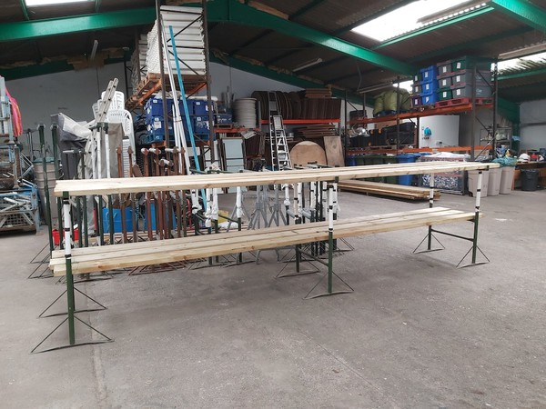 Used Marquee Racking