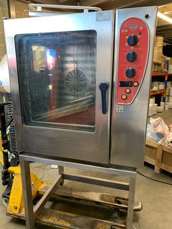 10 Grid electric combi oven