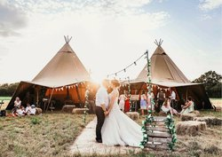 Tipi for sale - wedding hire