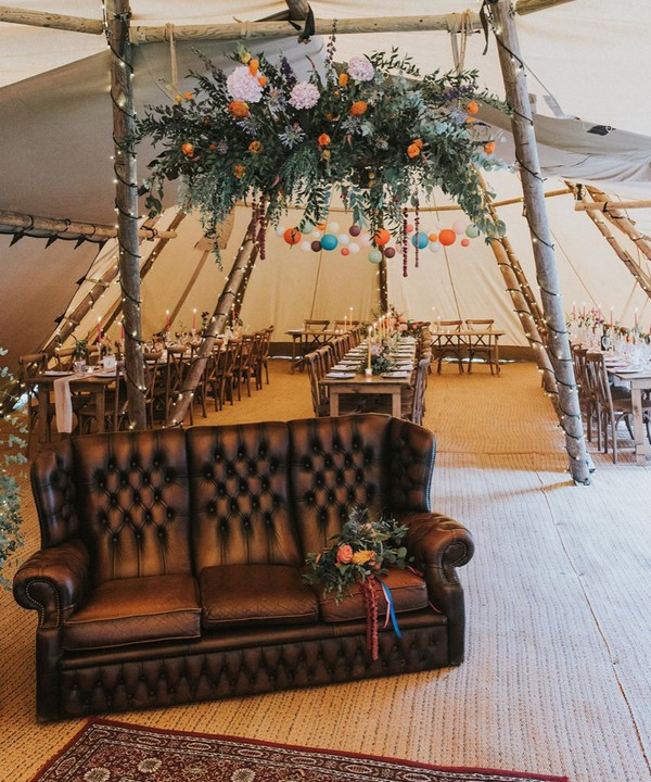 Secondhand Giant Tipis for sale