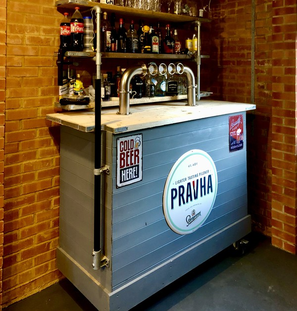 Portable bar for sale