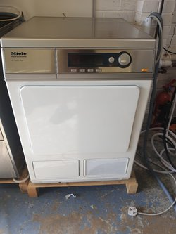 Selling Miele PT7135 C Plus Condenser Dryer