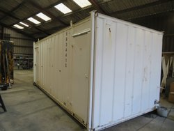 20' x 9' 4 Female 1 Male anti vandal toilet block ideal camp site