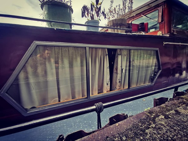 Dutch barge or house boat for sale