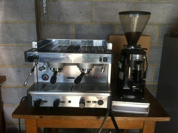 La Cimbali 2 group Coffee Machine
