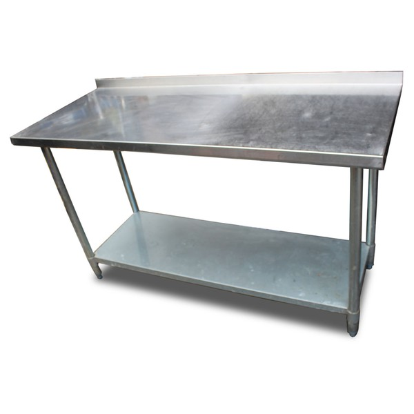 1500mm stainless steel bench