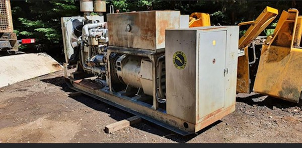 200 Kva Puma Generator ideal for export