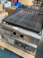 New Falcon Gas Radiant Chargrill