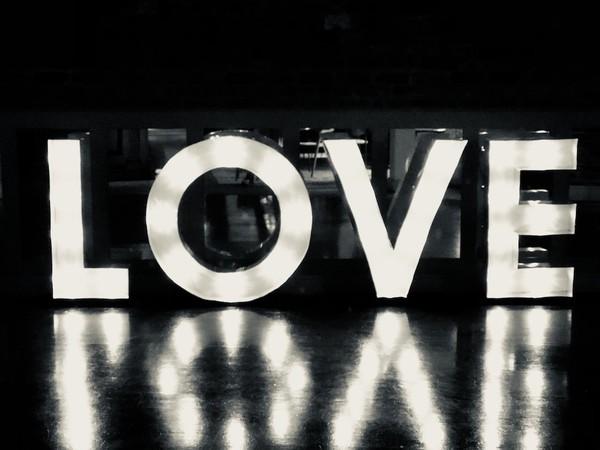 4ft Light Up Letters LOVE