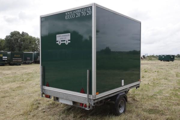 Premier Manufacturing toilet trailer for sale