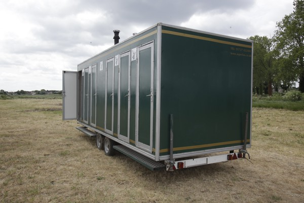 Used shower trailer for sale