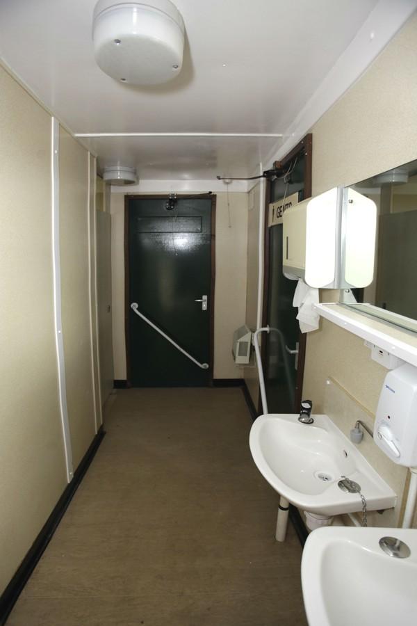 4+1 Toilet trailer for sale