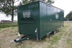 4 + 1 toilet trailer for sale