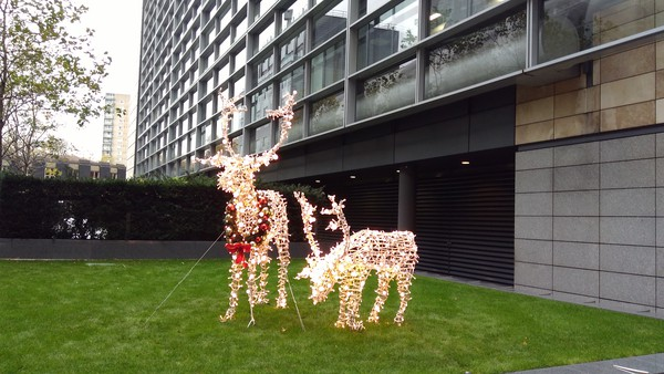 Christmas Decorations Reindeer