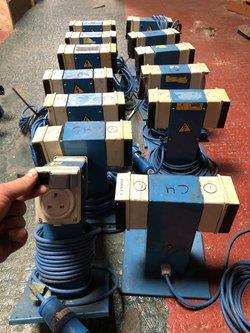 16a Power Distribution