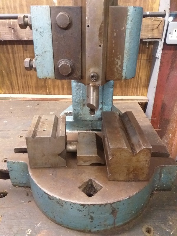 Used Fly Press
