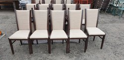 30 No. 2nd hand dining chairs