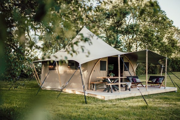 Glamping lodge tent for sale