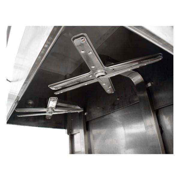 Buy Used Hobart Double Pass Through Dishwasher