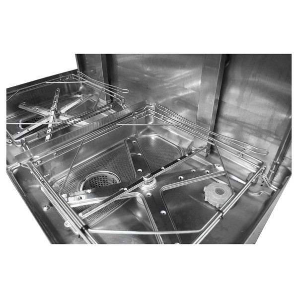 Hobart Double Pass Through Dishwasher for sale
