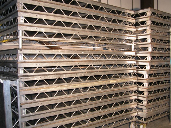 Aluminium stage deck for sale