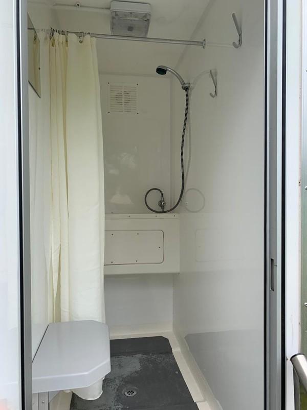 4 Bay Shower Trailer for sale