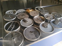 Job Lot Robot Coupe discs